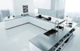 Poliform | sagartstudio - kitchens - Matrix white contemporary kitchen