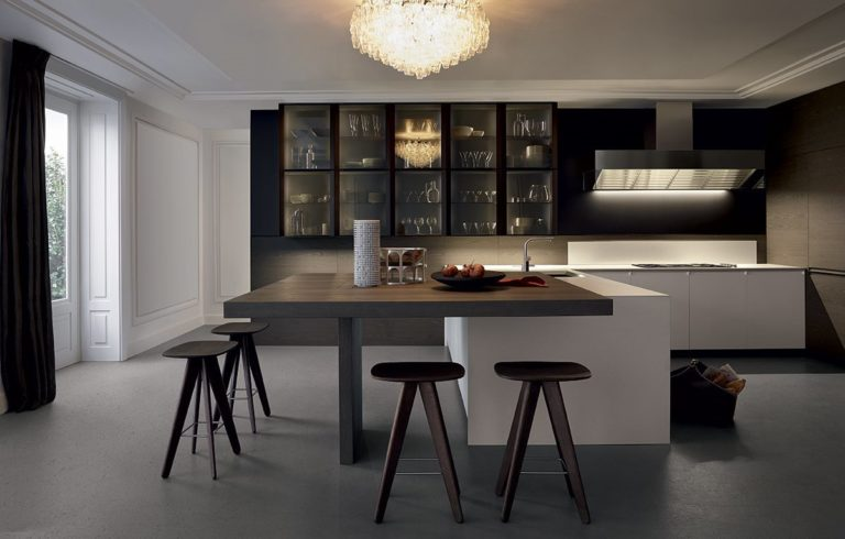 Poliform | sagartstudio - kitchens - Trail