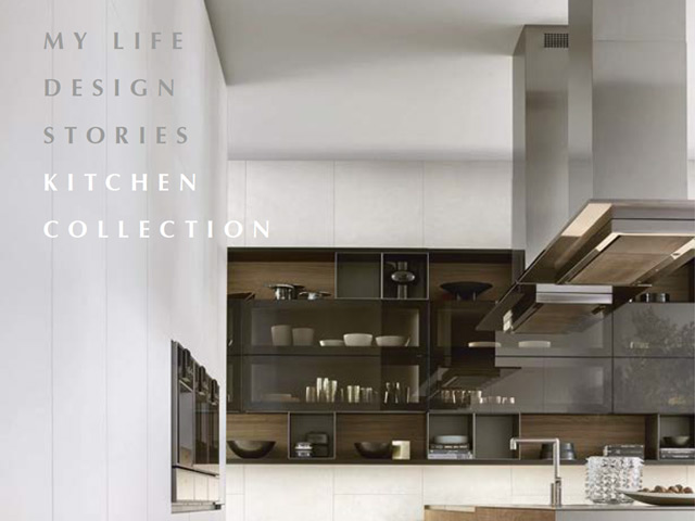 Poliform | sagartstudio - catalogs - Kitchen collection