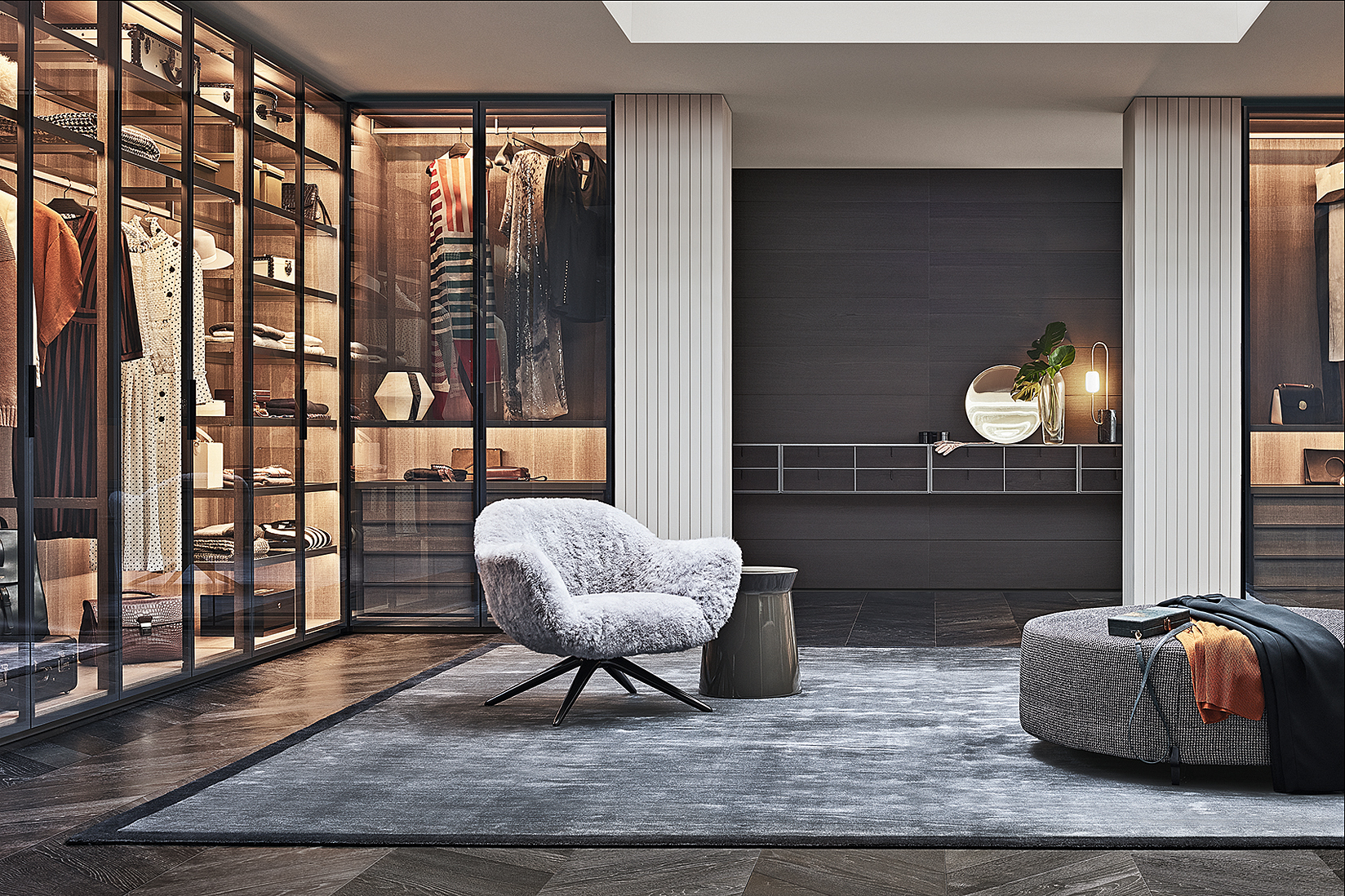 Poliform | Home Is A Winner Of The 2019 Designeru0027s Choice Award For Custom  Closets By Home And Design Magazine